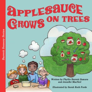 Cover Applesauce Grows on Trees